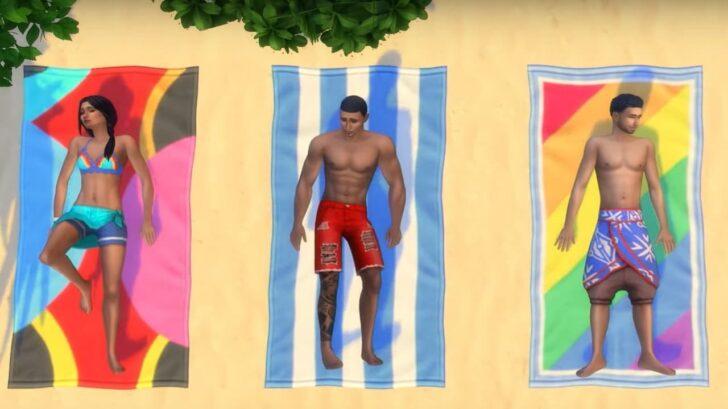 На E3 2019 показали DLC Island Living для The Sims 4