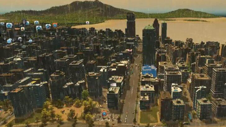 cities skylines как строить город